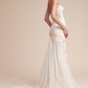 BHLDN LEIGH wedding dress